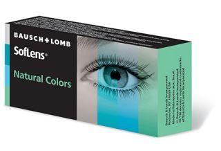 Lentes de contacto Soflens Soflens Natural Colors Graduadas 2 unidades