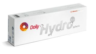 Lentes de contacto Daily - Mais Optica Daily Hydro Plus Spheric 30 unidades