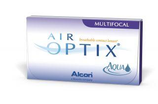 Lentes de contacto Air Optix Air Optix Multifocal 3 unidades