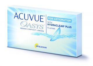 Lentes de contacto Acuvue Acuvue Oasys Astigmatismo 12 unidades