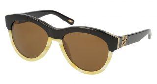 Óculos de sol Loewe SLW849 Multicor Redonda