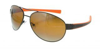 Óculos de sol Tag Heuer TH0253 Castanho Aviador