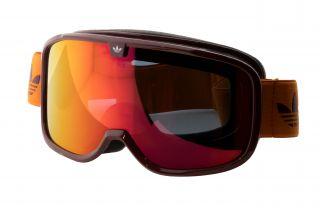 Óculos de sol Adidas AH82 Preto Quadrada