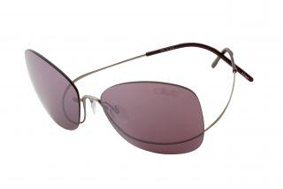 Óculos de sol Silhouette 8151 Cinzento Quadrada
