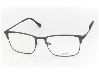 Óculos Police VPL289 Castanho Quadrada