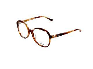 Óculos Loewe VLWA29 Castanho Redonda