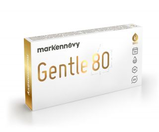 03 GENTLE Gentle 80 Multifocal 3 unidades