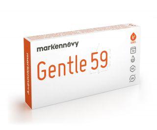 Lentes de contacto Gentle Gentle 59 Multifocal Toric 3 unidades