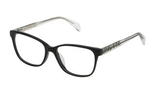 Óculos Tous VTO988 Preto Quadrada