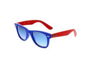 Óculos de sol Ray Ban Junior 0RJ9066S Azul Quadrada