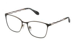 Óculos Carolina Herrera New York VHN048S Preto Quadrada