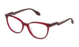 Óculos Carolina Herrera New York VHN591M Vermelho Borboleta