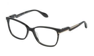 Óculos Carolina Herrera New York VHN592M Preto Quadrada