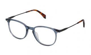 Óculos Zadig & Voltaire VZV184 Cinzento Redonda
