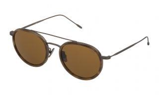 Óculos de sol Lozza SL2310 Cinzento Redonda