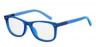 Óculos Polaroid Kids PLDD811 Azul Quadrada