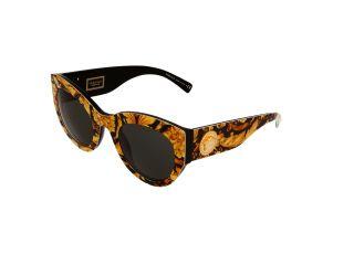 Óculos de sol Versace 0VE4353 Amarelo Borboleta