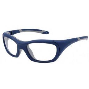 Óculos Ver Sport VX85554 Azul Retangular