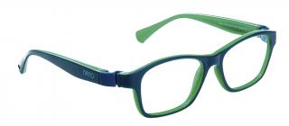 Óculos Nao Silicona NAO630745SC Azul Quadrada