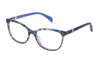 Óculos Tous VTOA37S Azul Quadrada