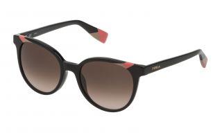 Óculos de sol Furla SFU229 Preto Redonda