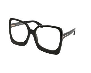 Óculos Tom Ford FT0618 Preto Quadrada