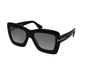 Óculos de sol Tom Ford FT0664 Preto Quadrada