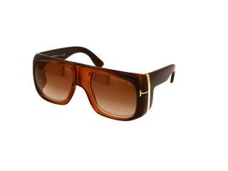 Óculos de sol Tom Ford FT0733 Castanho Quadrada