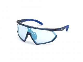 Óculos de sol Adidas SP0001 Azul Ecrã
