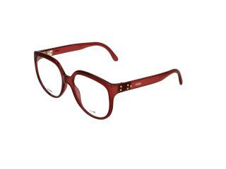 Óculos Fendi FF0421 Vermelho Quadrada