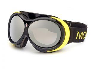 Óculos de sol Moncler ML0130 Amarelo Ecrã