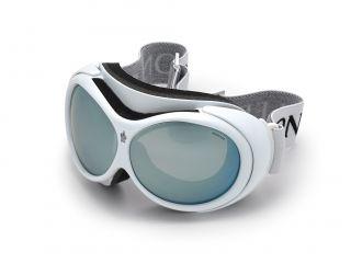 Óculos de sol Moncler ML0130 Branco Ecrã