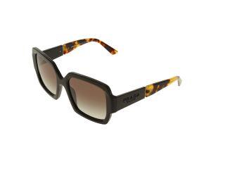 Óculos de sol Prada 0PR 21XS Preto Quadrada
