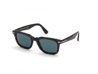 Óculos de sol Tom Ford FT0817 Castanho Quadrada