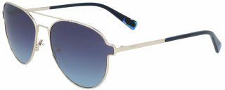 Óculos de sol Mr.Wonderful MW29051 Dourados Aviador