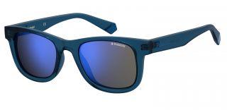 Óculos de sol Polaroid PLD8009/N/NEW Azul Quadrada