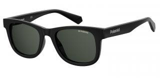 Óculos de sol Polaroid PLD8009/N/NEW Preto Quadrada