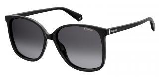Óculos de sol Polaroid PLD6096/S Preto Quadrada