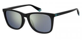 Óculos de sol Polaroid PLD6101/F/S Preto Quadrada