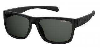 Óculos de sol Polaroid PLD7025/S Preto Quadrada