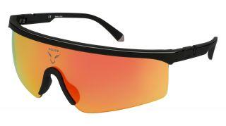 Óculos de sol Police SPLA28 Preto Ecrã