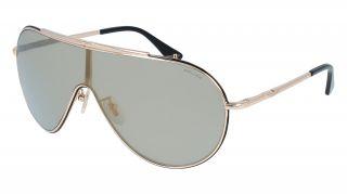 Óculos de sol Police SPL964 Dourados Ecrã