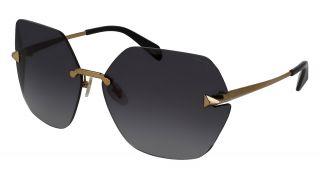Óculos de sol Police SPLA19 Cinzento Quadrada