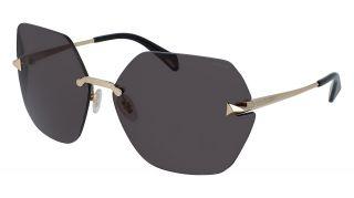 Óculos de sol Police SPLA19 Dourados Quadrada