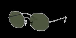 Óculos de sol Ray Ban 0RB1972 OCTAGON Prateados Retangular