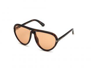 Óculos Tom Ford FT0769 Castanho Aviador