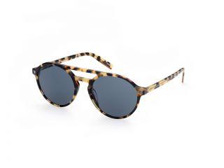 Óculos de sol Ermenegildo Zegna EZ0180 Castanho Aviador