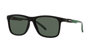 Óculos de sol Arnette 0AN4276 DUDE Preto Retangular