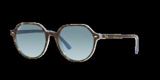 Óculos de sol Ray Ban 0RB2195 THALIA Azul Quadrada