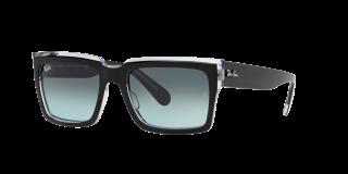Óculos de sol Ray Ban 0RB2191 INVERNESS Preto Retangular